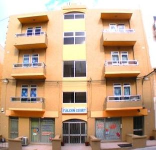 Bugibba apartment rental - Falcon Court