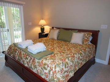 King Master Suite - Main Level