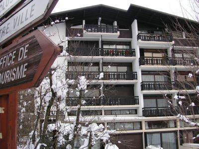 Luxurious town centre penthouse apartment ideal for ski &summer activities