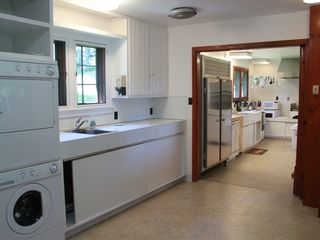 Lake Wallenpaupack lodge photo - Washer/Dryer