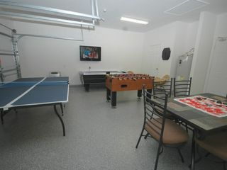 Windsor Hills villa photo - The game room has a one-room air conditioner too!