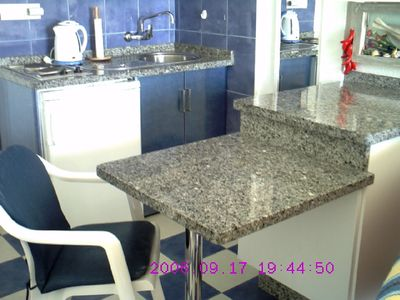 Fuengirola apartment rental - breakfast counter