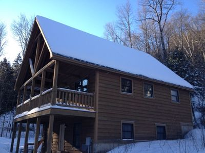 Sugarloaf Area - 3 Br Ski Chalet - ONLY $125 a night !