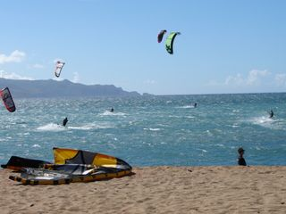 Kihei condo photo - Or maybe Kite Boarding is more your style