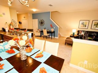 Paradise Palms townhome photo - Open Kitchen, and Dining Areas