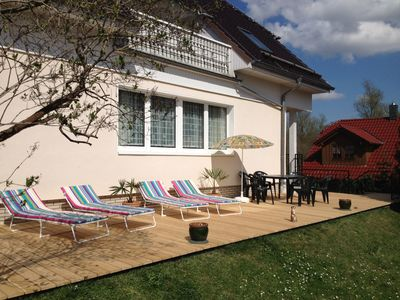 Family-friendly spacious apartment near the health clinic at Haussee