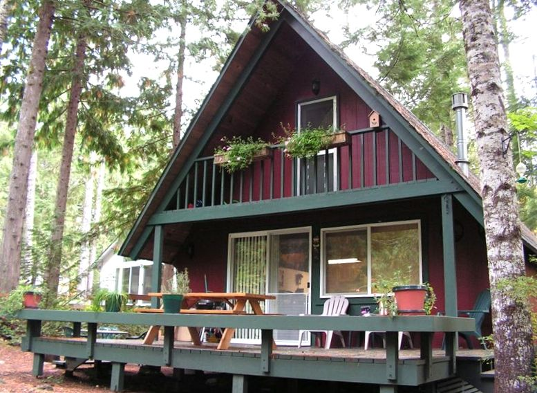 cabin at lake cushman available easter vrbo