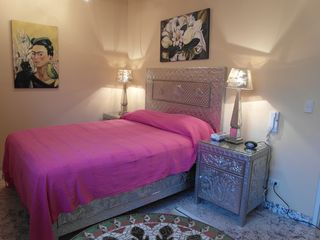 San Miguel de Allende studio photo - The Frida Studio with queen size bed