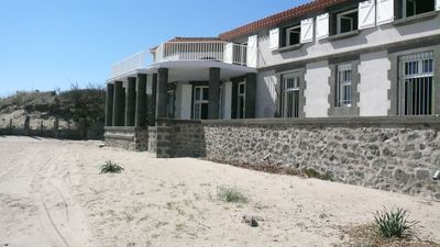 Big House On The Beach For 10-24 people