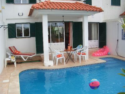 ☀☀☀☀ 100 m² holiday home, pool, ⛱ Sesimbra beach, SAT-TV / WLAN, Lisbon in 30 min
