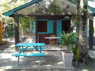 Chalet 4/5 people under the pines in Leisure Park 4 *