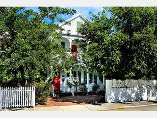 Key West house photo - A stately historic home with off street parking, too.