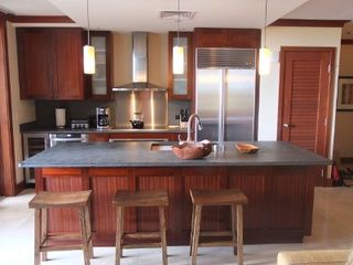 Kapolei condo photo - Enjoy cooking in the kitchen designed by the master chef Roy Yamaguchi.