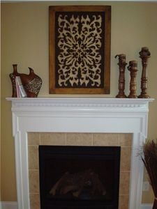 Greart Fire Place