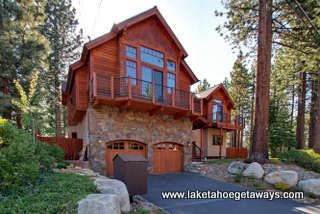 Stunning Tahoe Retreat