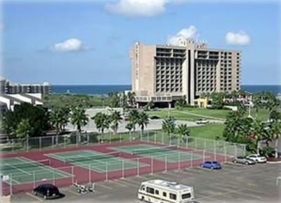 South Padre Island condo rental - Three Tennis Courts