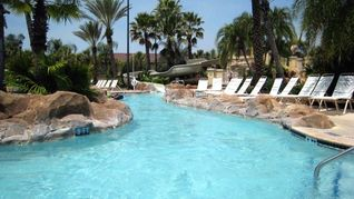 Regal Palms townhome photo - Pool Complex Lazy River