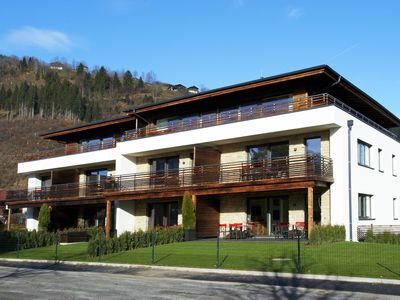Beautiful design apartment near the golf course and the skislopes