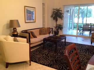 Fiddlers Creek condo photo - living room, looking out towards lanai