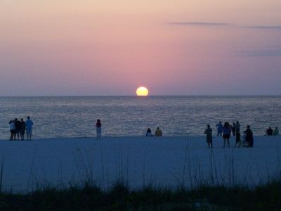 Moments walk to Marco Beach- great sunsets near the Apollo and Cape Marco-