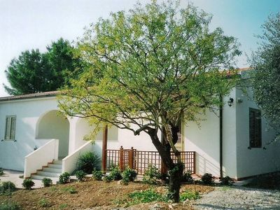 An attractive residential complex in the heart of the Gargano National Park.