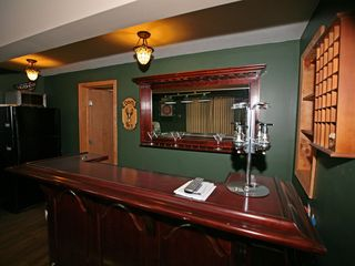Towamensing Trails chalet photo - Wet Bar in Game Room