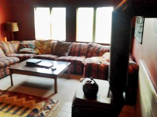 Master Suite #2 - BR#5 + Living Room with wood burning stove, LCD TV, Bath - Plymouth house vacation rental photo