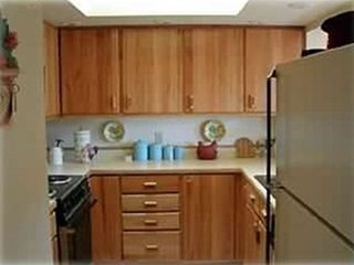 Sedona townhome photo - Fully equipped kitchen with skylight, coffee maker, big stove & frig, dishwasher