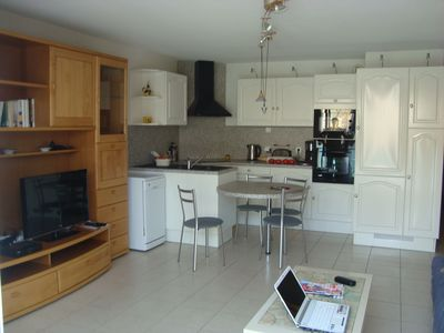 T2 comfortable and nice apartment of 45 m2