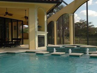 Bonita Springs estate photo - Splash in the Pool!!