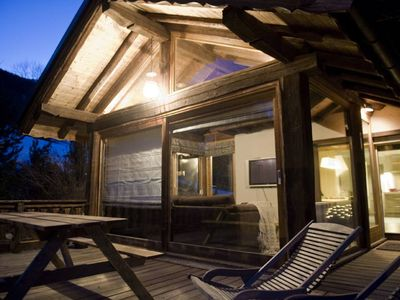 Meribel Les Allues: Chalet in Meribel comfort