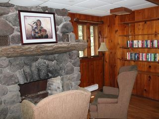 Lake Wallenpaupack lodge photo - Sitting Area