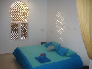 Playa del Carmen condo photo - Romantic, peaceful bedrooms
