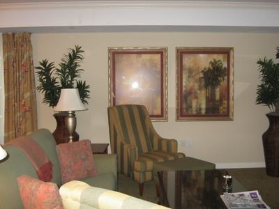Kingston Plantation tower rental - Tastefully Decorated