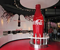 World of Coke! Altanta, Georgia