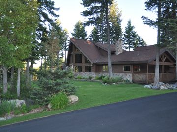 Whitefish house rental - Large Wooded Lot