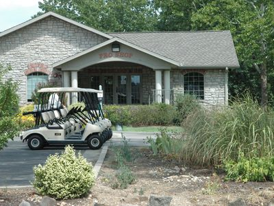 Pointe Royale Pro Shop.