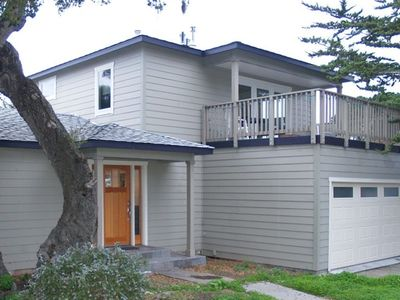 Welcome to our Pacific Grove home!