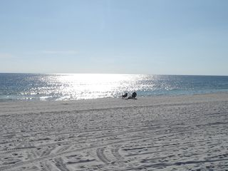 Fort Walton Beach condo photo - Beautiful Beach