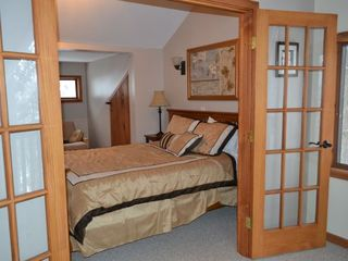 North Conway house photo - Queen Size Bedroom
