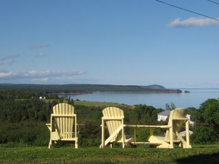 Bay of fundy rural scenic nightly room r vrbo for Minimalist house bay of fundy
