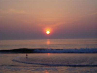 Tybee''''s beautiful sunrise on the beach