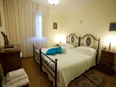 Pinturicchio cottage in Umbria, The double bedroom on request also with twins