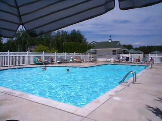 Charlevoix condo photo - Country Club Swimming Pool