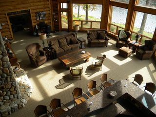 Menominee estate photo - Great Rooom