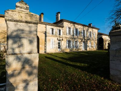 French Farm House Near St Emilion Built In 1860 With The Charm Of The Vineyards