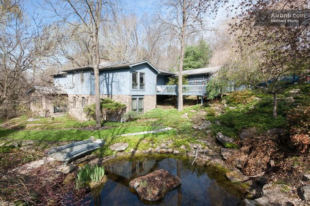 Pittsburgh vacation rental vrbo 567969 2 br pittsburgh its countryside house in pa - Vacation houses in the countryside ...