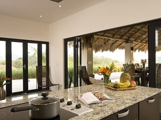 Tamarindo villa photo - Gourmet Kitchen