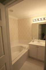 Alexandria townhome photo - Master Bath Tub
