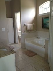 Cape Coral villa photo - Master Bath
